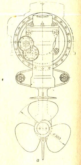 люфт винта на валу лодочного мотора
